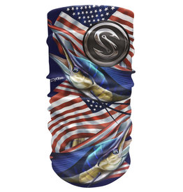 Scales Scales Face Shield American Sailfish