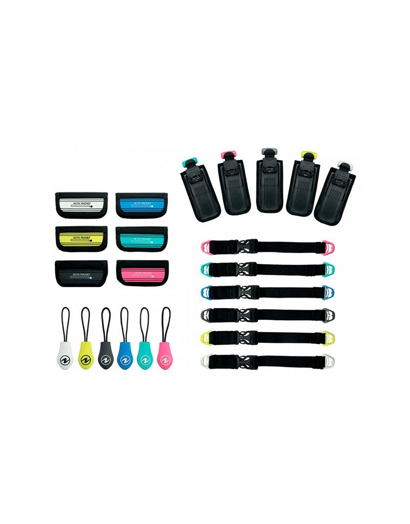 AquaLung AquaLung Omni BC Color Kit