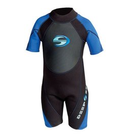 AquaLung Deep See 2mm Kid's Shorty