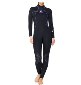 Huish Bare Womens 5mm Nixie Fullsuit