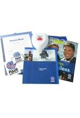 PADI PADI Rescue Diver Crew-Pak w/Pocket Mask
