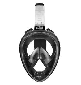 Tusa Tusa Full Face Mask - Black