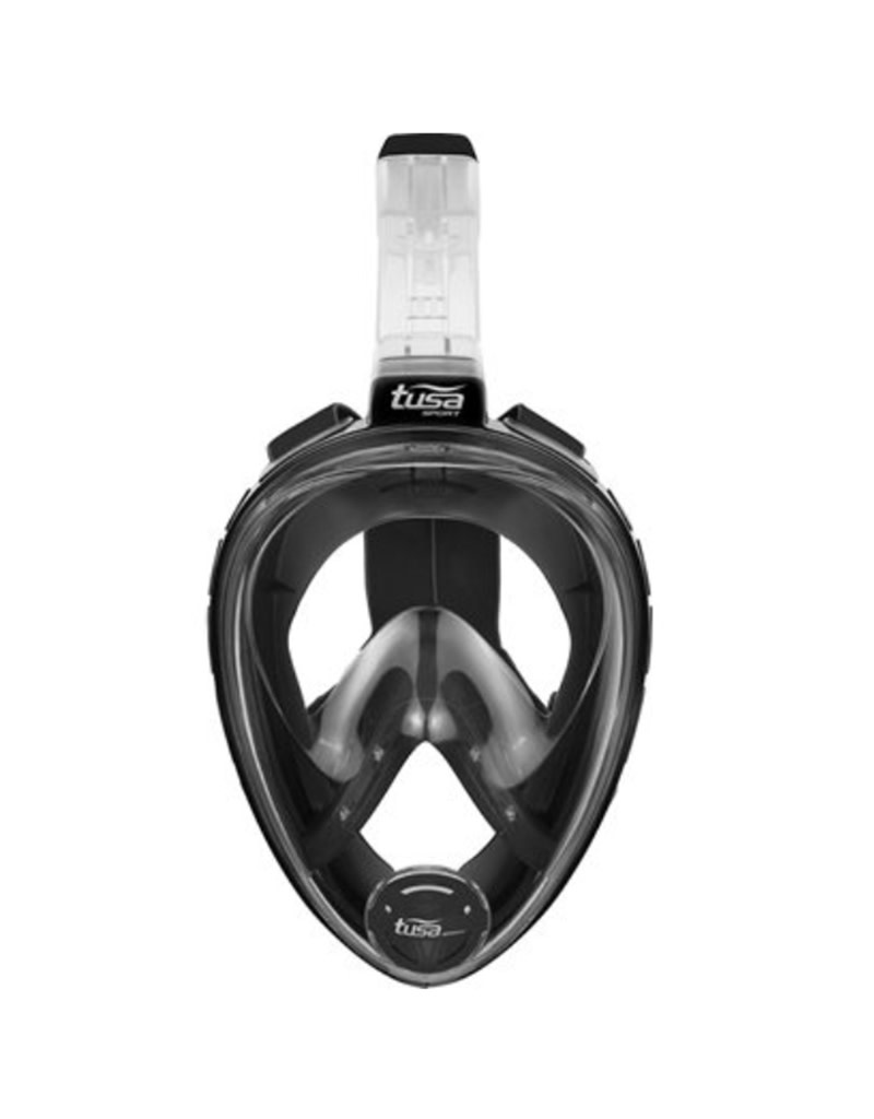 Tusa Tusa Full Face Mask - Black