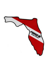 TGT Force-E St of Florida Sticker