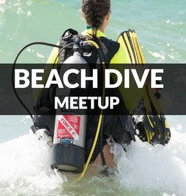 Force-E Scuba Centers Beach Dive Meetup