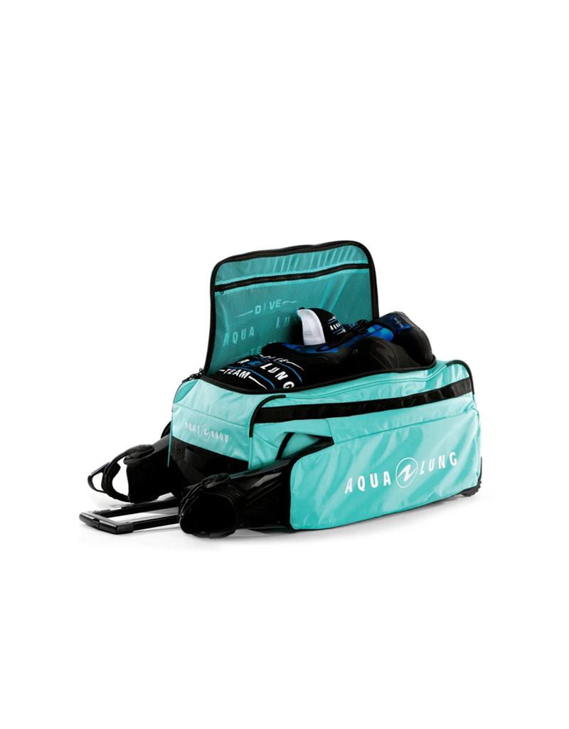 AquaLung AquaLung Explorer II Roller Bag Turquoise