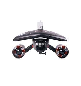 Sublue US Inc Sublue MIX Pro Scooter - Black & Gold