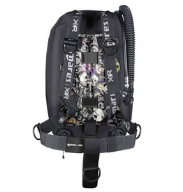 Mares Mares Psycho Calavera Single Backmount