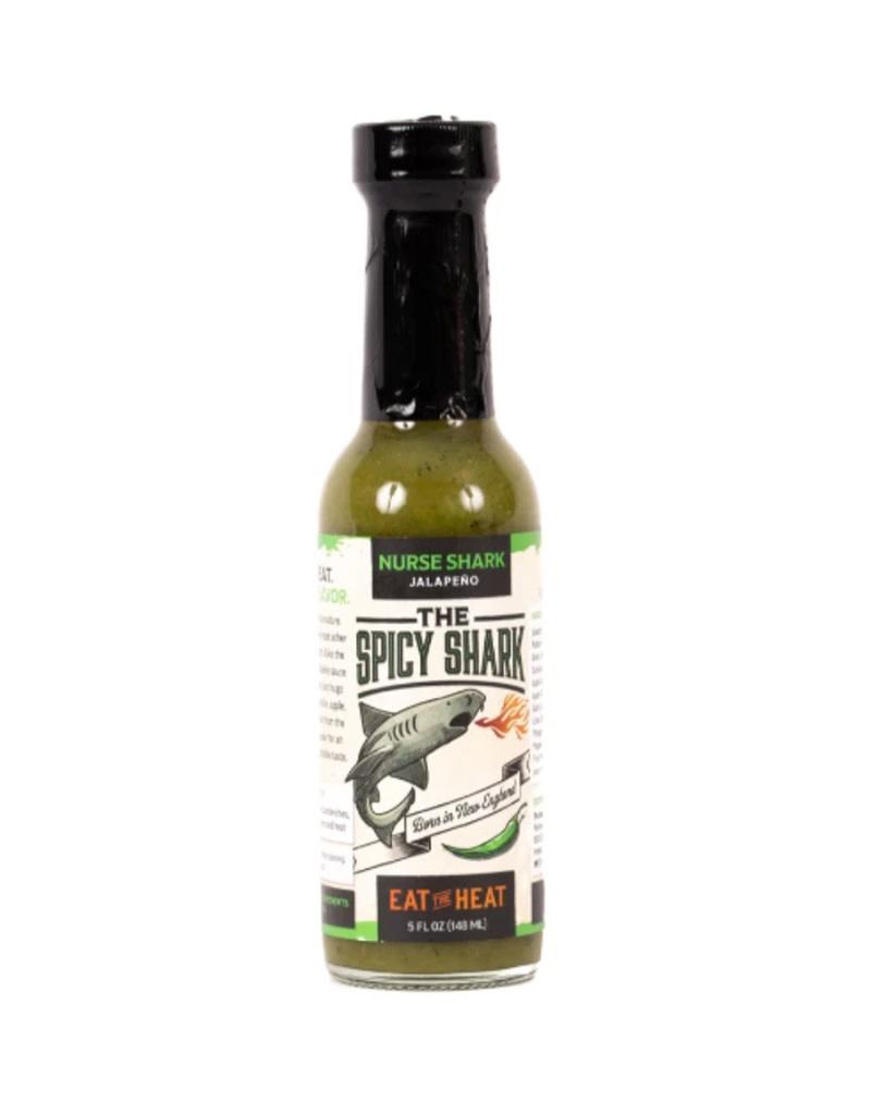 SPICY SHARK Spicy Shark Hot Sauce