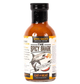 SPICY SHARK Spicy Shark Wing Sauce