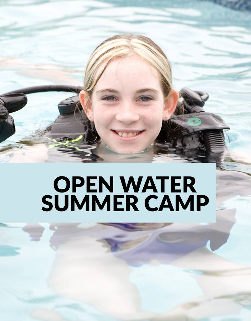 Force-E Open Water Diver Camp 6/24 -6/28 Boca Raton