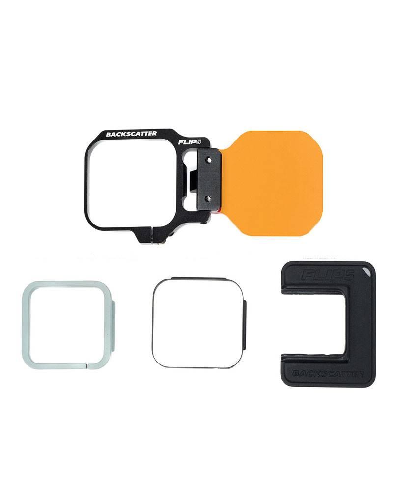 Backscatter Backscatter FLIP5 One Filter Kit with DIVE Filter