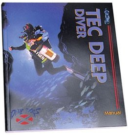 PADI PADI CD-Rom Manual Tec Deep