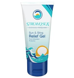 Stream2Sea Stream2Sea Sun and Sting Relief Gel