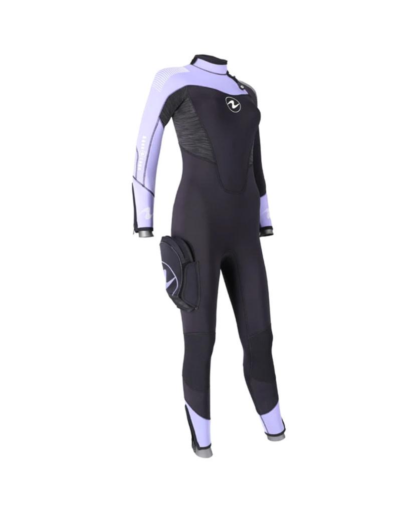 AquaLung Aqua Lung Womens Dynaflex Fullsuit