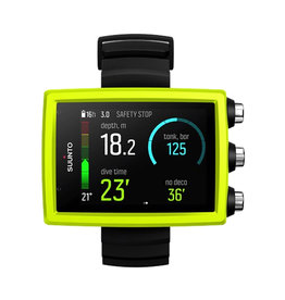 Huish Suunto EON Core Lime w/USB