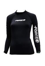 Ocean Tec Rashguard Womens Lycra Fitted Long Sleeve - Ocean Tec