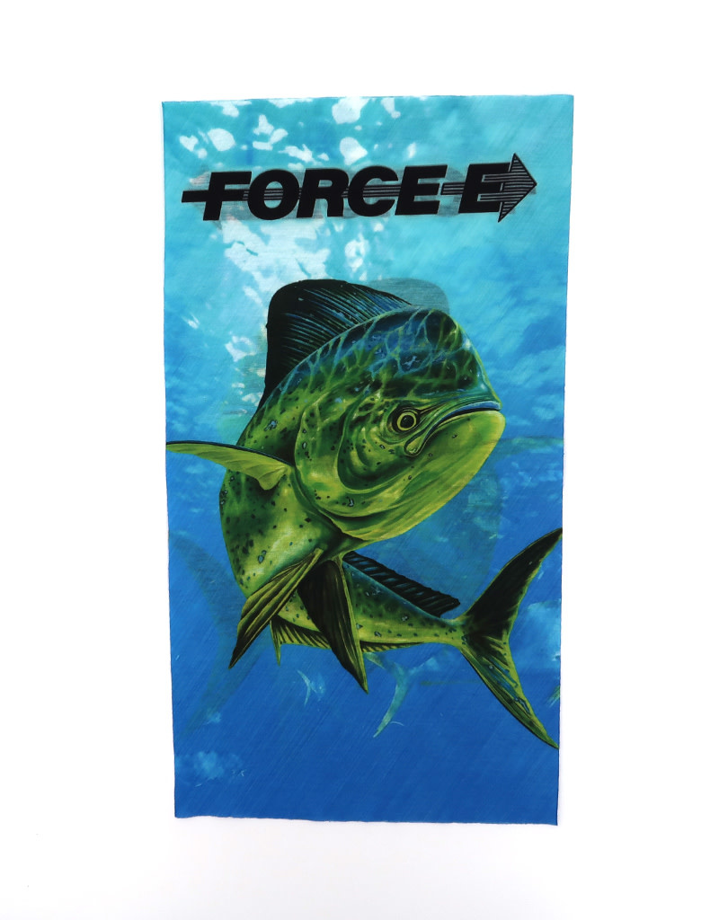 Native Outfitters Native Outfitters Face Shield -Bull Mahi
