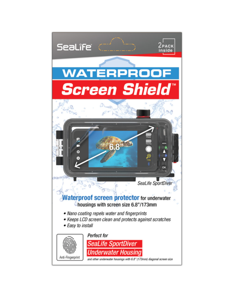 Pioneer Research / SeaLife SeaLife Screen Shield