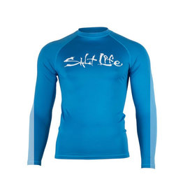 Saltlife LLC Salt Life Daybreak LS Rash