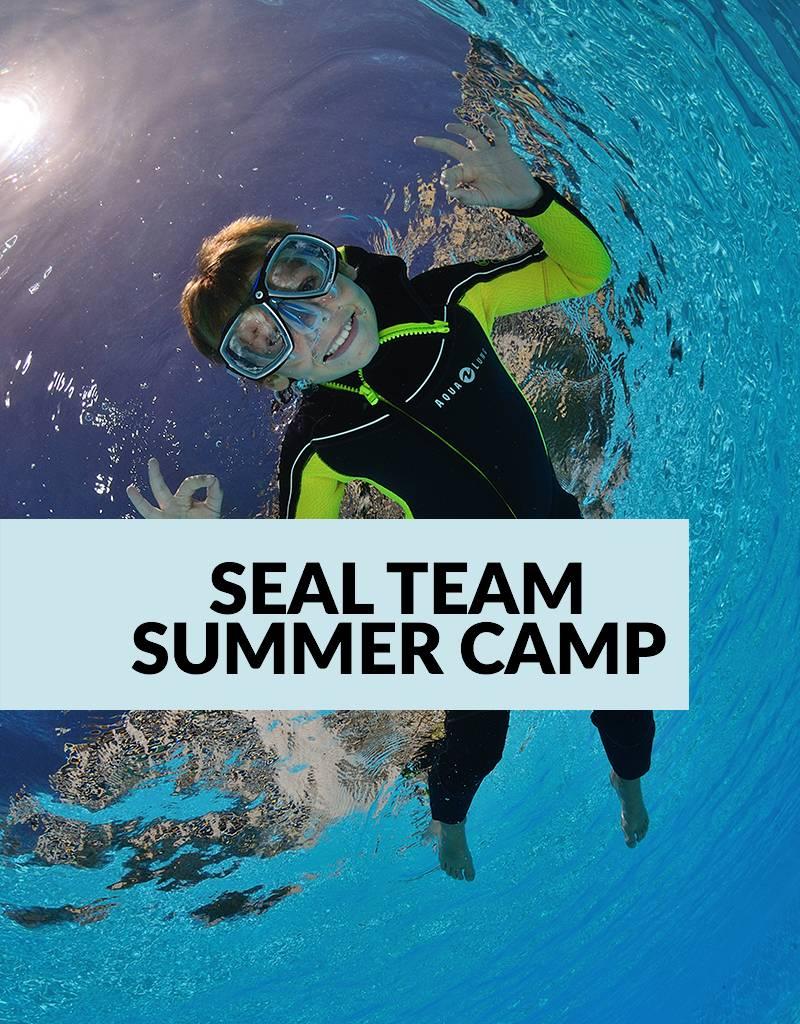 Force-E Seal Team Camp 7/8- 7/12 Pompano