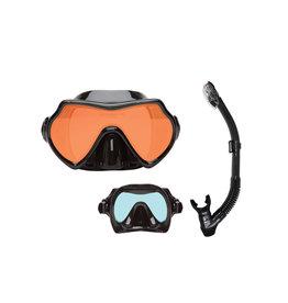 XS Scuba Oceanways SeeSharp Mask/Snorkel