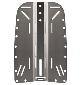 XS Scuba Highland Stainless Steel Backplate
