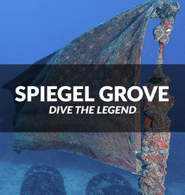 Force-E Scuba Centers Dive the Spiegel Grove