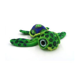 "Marine Sports Mfg. Stuffed Animal 11.5"" Big Eye Sea Turtle"