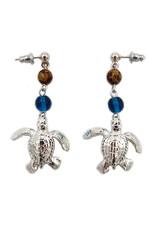 Marine Sports Mfg. Earrings - Hatchling Turtle