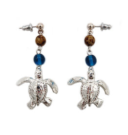 Marine Sports Mfg. Earrings - Hatchling Turtle