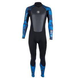 AquaLung AquaLung Mens 3mm HydroFlex Fullsuit