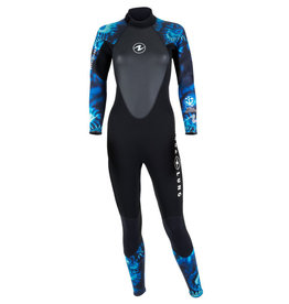 AquaLung Aqua Lung Womens 3mm HydroFlex Fullsuit