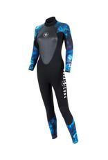 AquaLung Aqua Lung Womens 3mm HydroFlex Fullsuit