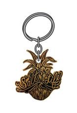 Saltlife LLC SaltLife Pineapple Keychain