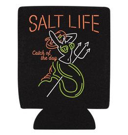 Saltlife LLC SaltLife Neon Mermaid Can Holder