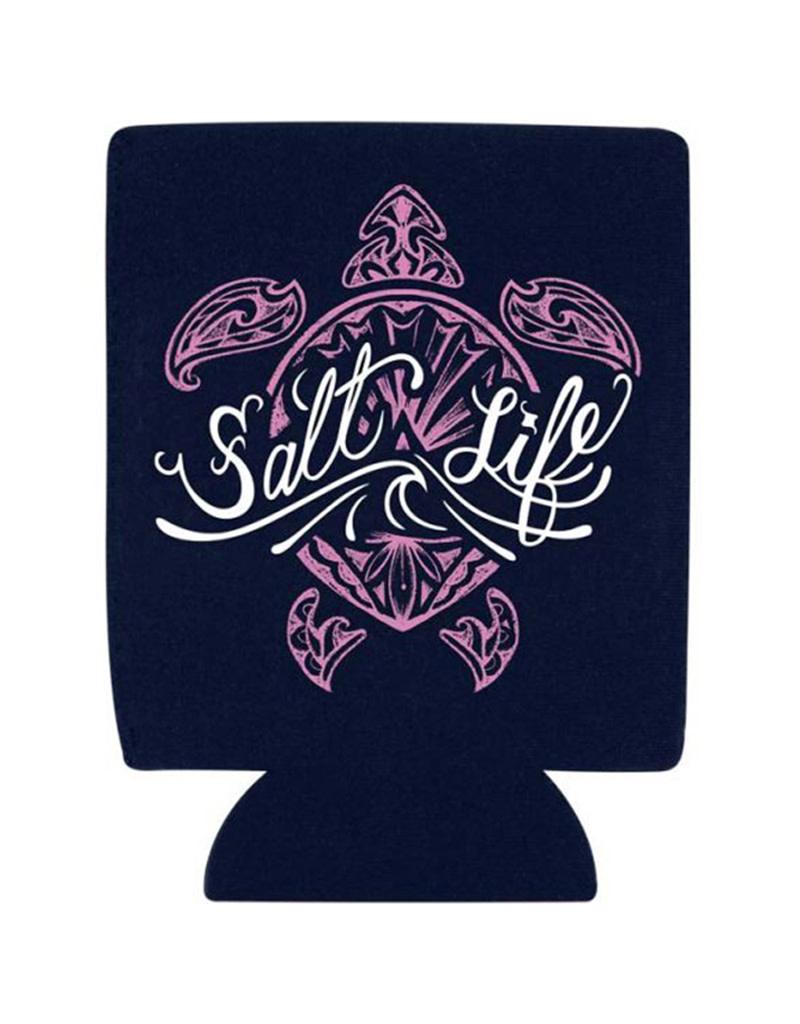 Saltlife LLC SaltLife Tiki Turtle Can Holder - Navy