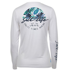 Saltlife LLC SaltLife Escape to Paradise LS Tshirt