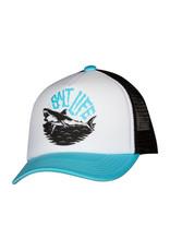 Saltlife LLC SaltLife Chompers Youth Trucker Hat