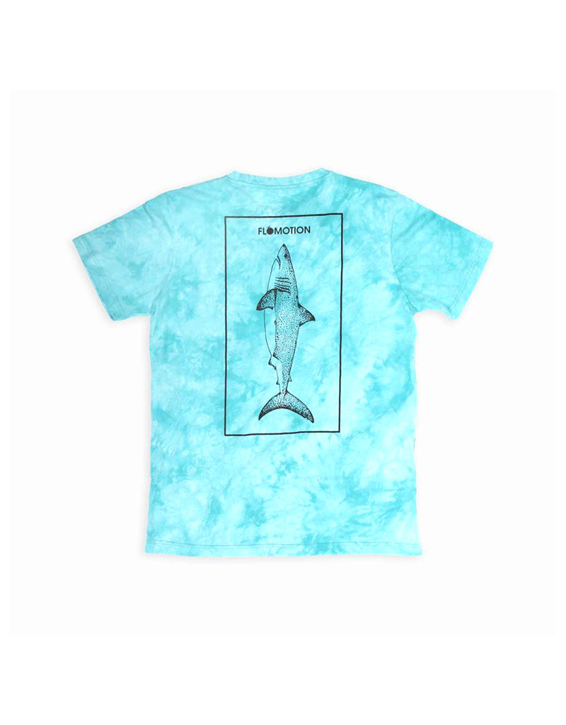 Flomotion Flomotion Great White Tshirt