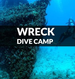 Force-E Scuba Centers Certified Diver Wreck Dive Camp