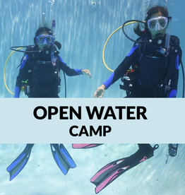 Force-E Scuba Centers Open Water Scuba Camp- Boca Raton