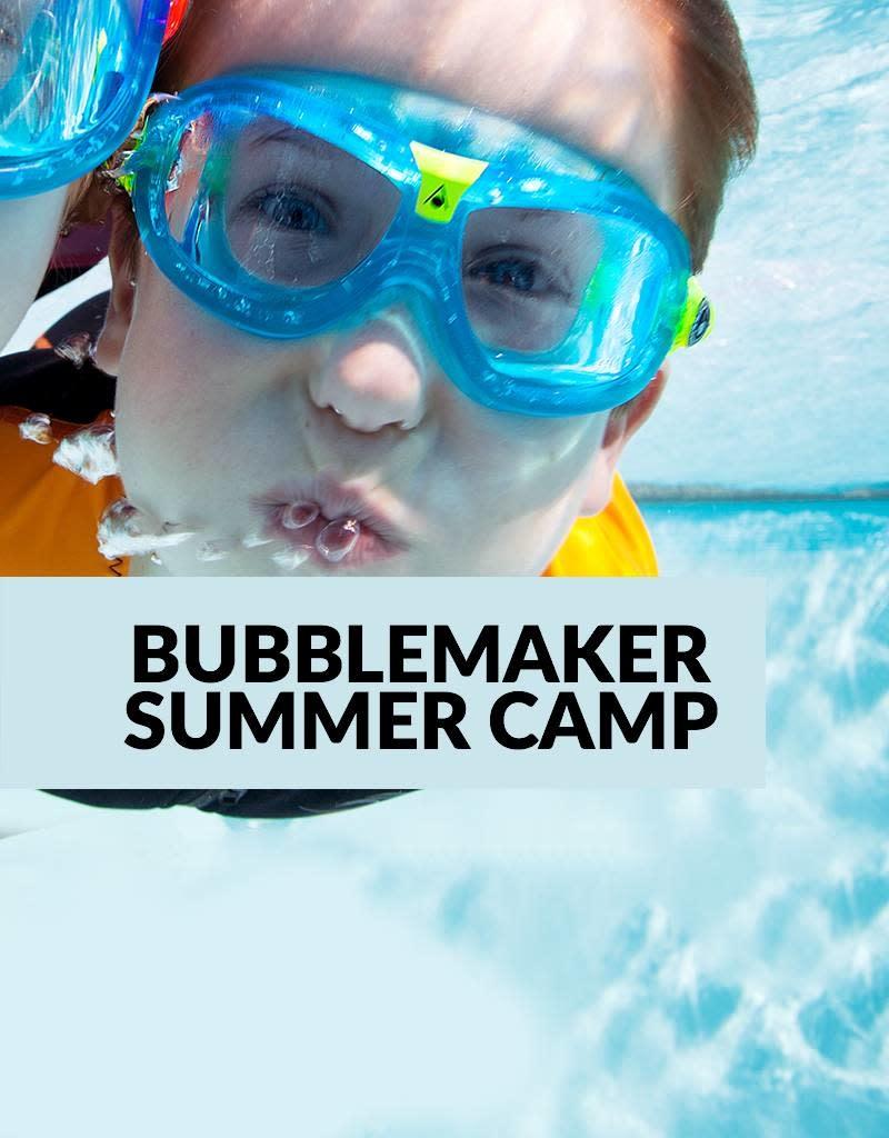 Force-E Scuba Centers Bubblemaker Camp (ages 8-10)