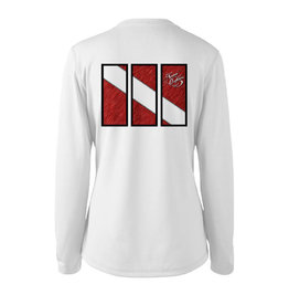 Native Outfitters Native Outfitters Shirt Dive Flag - Women's