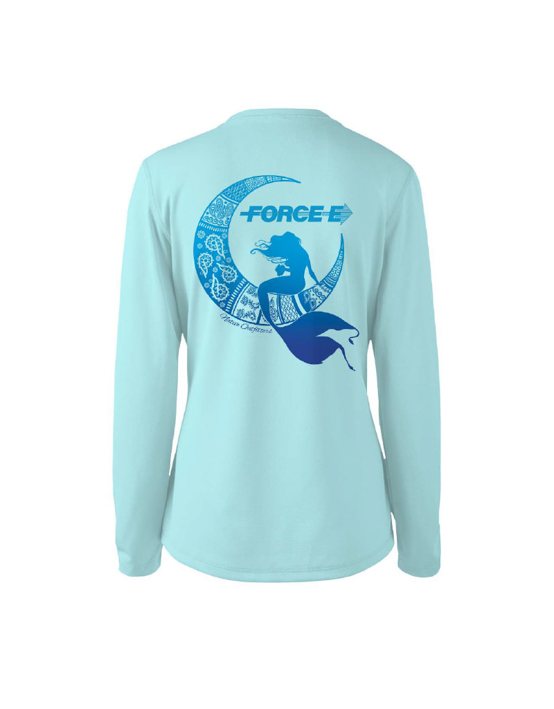 Native Outfitters Native Outfitters  Women's Shirt Moon Mermaid