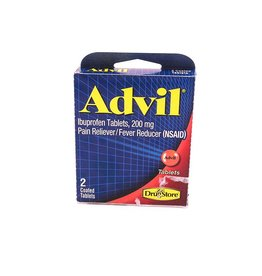 Marine Sports Mfg. Advil - Take 2 Single Dose