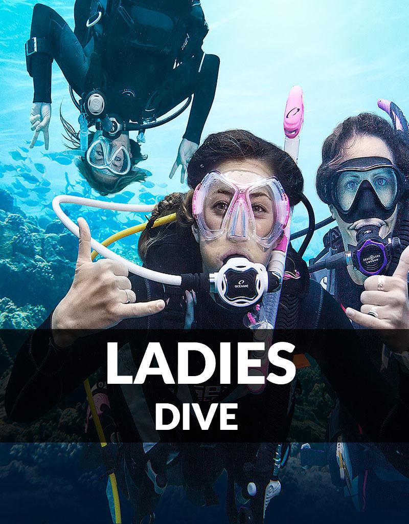 Force-E Scuba Centers Ladies Dive Days