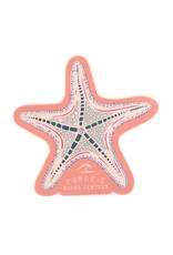 Tank Stream Design Inc Tank Stream Sticker Starfish