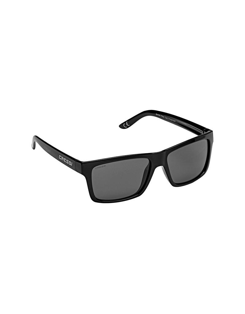 Cressi Cressi Bahia Floating Sunglasses Black Smoke