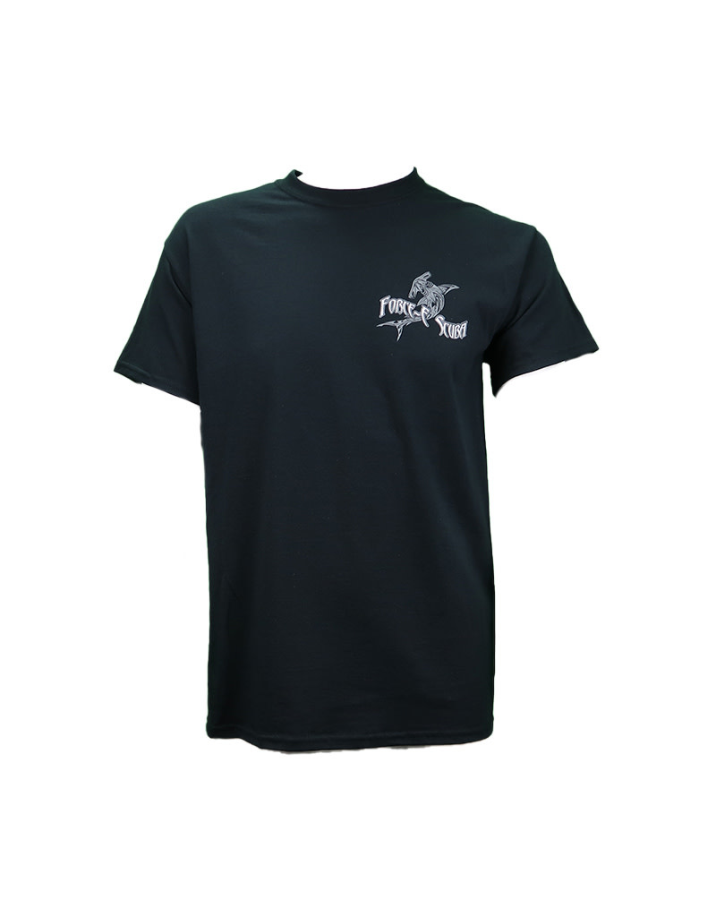 US 1 Trading Co US 1 T-Shirt SS Dry Fit - Hammerhead